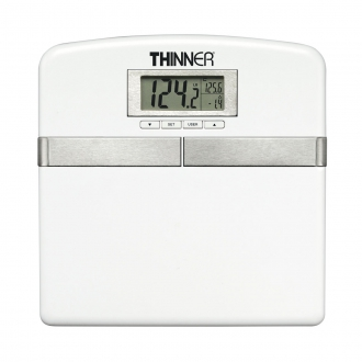 Thinner® Digital Weight Tracker Scale