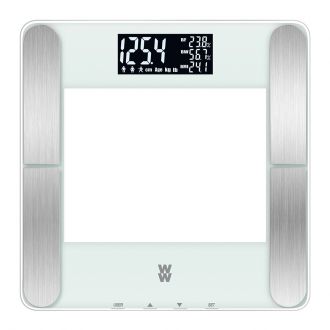 Weight Watchers® by Conair Digital Glass Scale